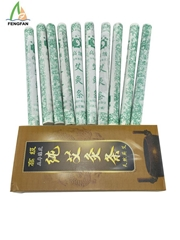 Moxa tube acupuncture massage for slimming & beauty stick pure Moxa Moxibustion
