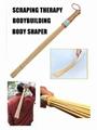 Natural Bamboo Massage Sticks Fitness Pat Environmental Health wooden handle