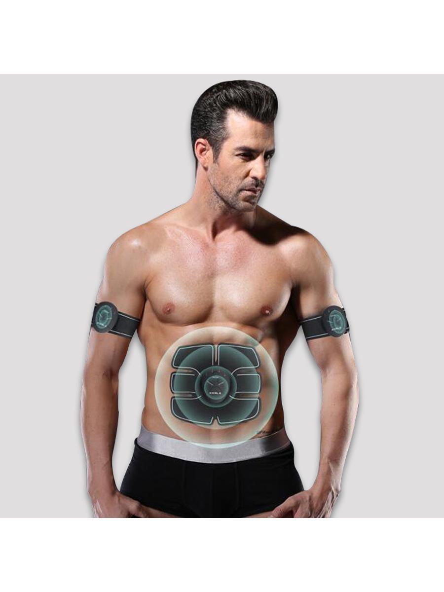 身體減肥美容機腹肌訓練器訓練裝置身體按摩器機器 4