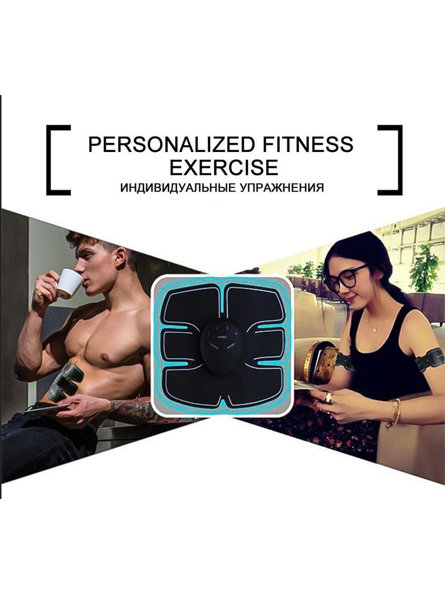 身體減肥美容機腹肌訓練器訓練裝置身體按摩器機器 6