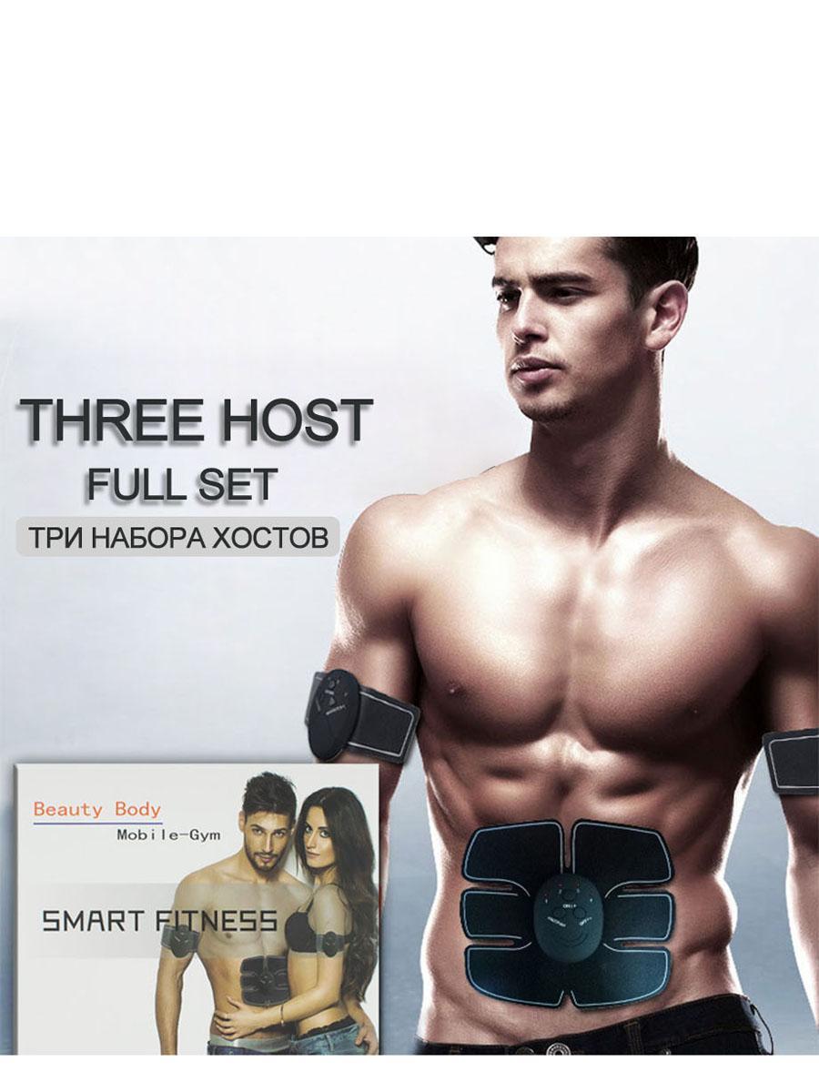 身體減肥美容機腹肌訓練器訓練裝置身體按摩器機器 8