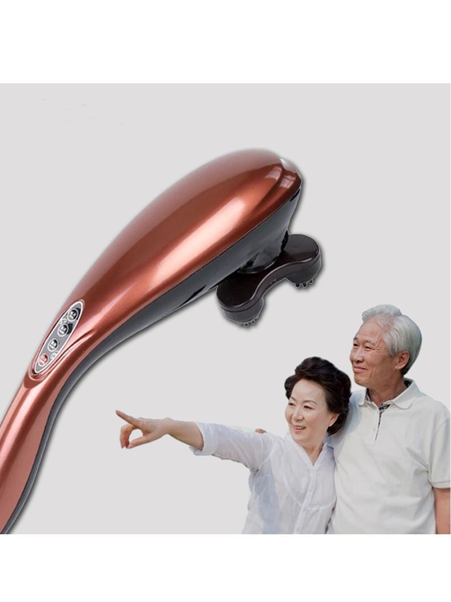 电动按摩器海豚身体后颈腰部乳房手脚脸部按摩 5