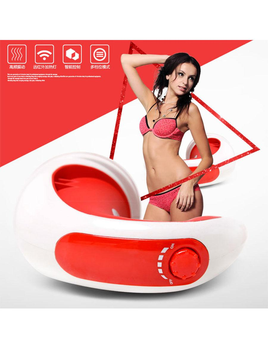 小懶推脂機美容按摩儀瘦身消脂多功能按摩器震動刮紅外按摩器。 4