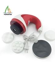 小懶推脂機美容按摩儀瘦身消脂多功能按摩器震動刮紅外按摩器。