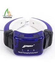 颈椎按摩仪 充电式颈部肩背按摩器 脊椎按摩电子仪器