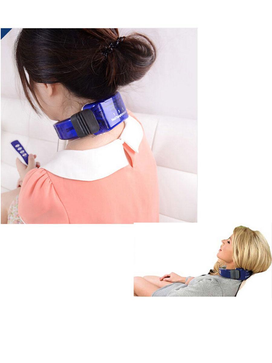 颈椎按摩仪 充电式颈部肩背按摩器 脊椎按摩电子仪器 2