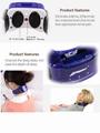 颈椎按摩仪 充电式颈部肩背按摩器 脊椎按摩电子仪器 4