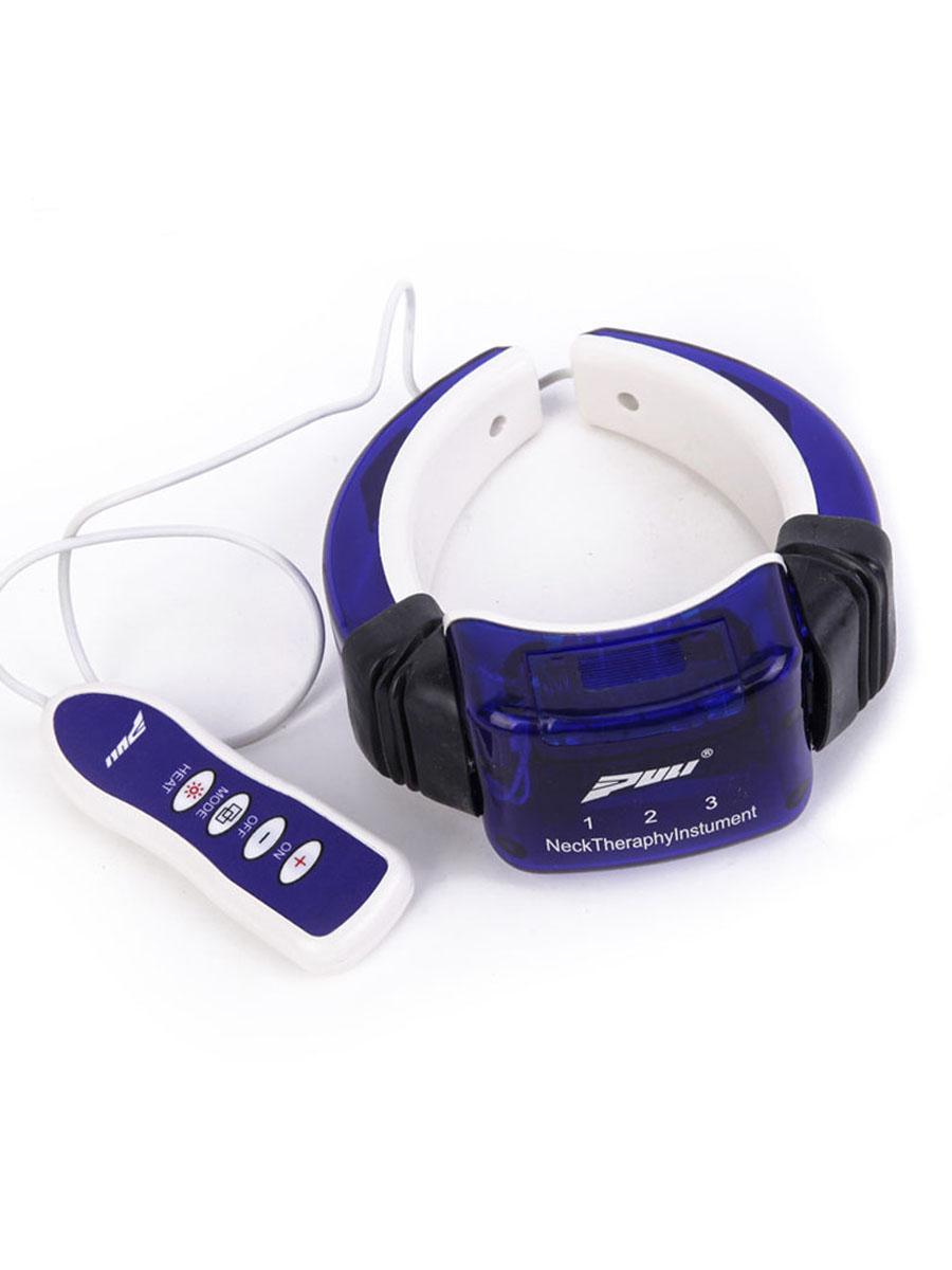颈椎按摩仪 充电式颈部肩背按摩器 脊椎按摩电子仪器 7
