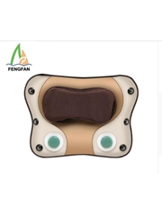 Cervical Vertebra Massage Pillow.With Heat. Body Massager