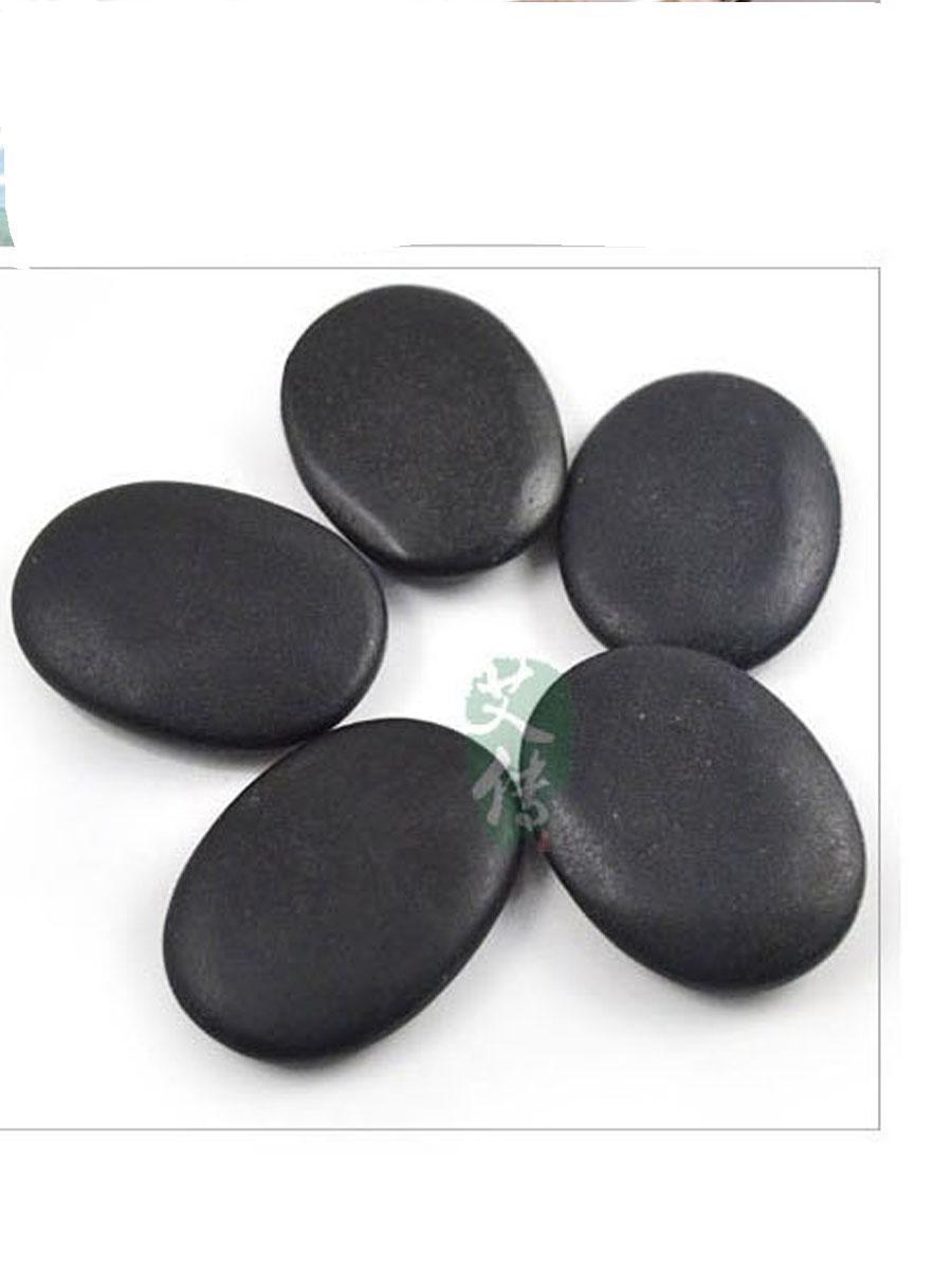 小能量石 美容火山热石 SPA能量石 推拿石按摩精油石 3