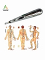 Electric Meridians Laser Acupuncture Magnet Therapy instrument Heal Massage