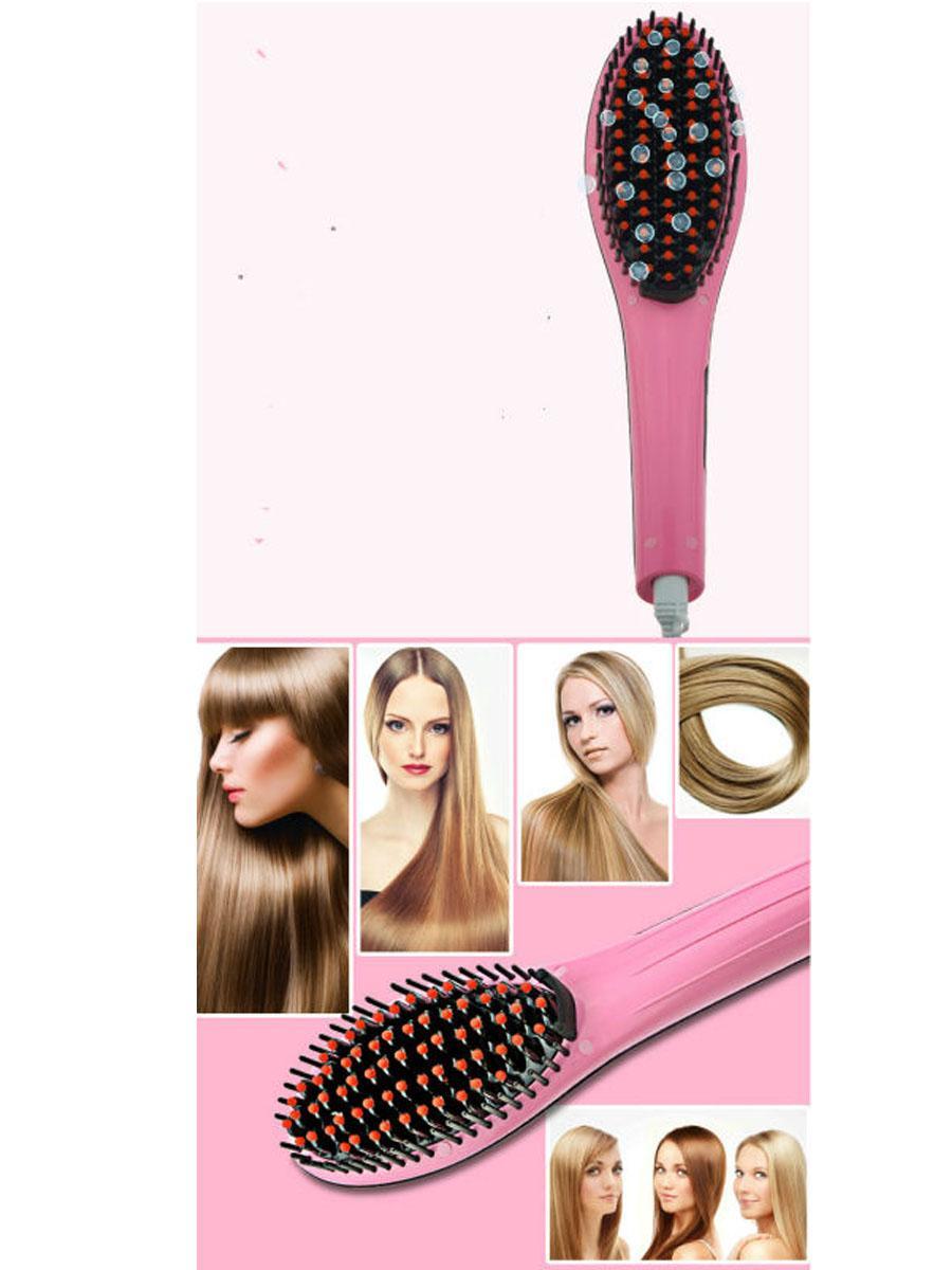 直發梳美髮直發器美髮工具陶瓷直發梳美容儀器 3