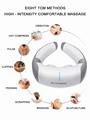 颈椎治疗仪颈部按摩器肩颈振动热敷热灸电脉冲脖子护理护颈仪