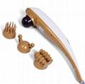 按摩棒振动按摩捶颈椎按摩器仪轻便敲背器全身电动颈部腰部