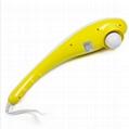 按摩棒电动颈椎按摩器仪颈部腰部全身多功能按摩打敲背一件代发