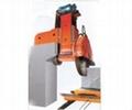 Single-arm Built-up Saw of Stone Cutting Machine