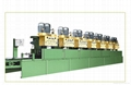 14-head continuous grinding and polishing machine