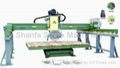 infrared bridge cutting machine with 4-column