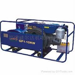 GF1 系列三相柴油發電機組