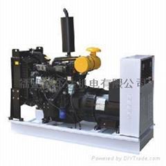 GF2系列三相柴油發電機組