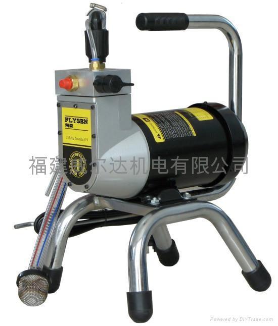 High-pressure airless spraying machine (FG-180) 1