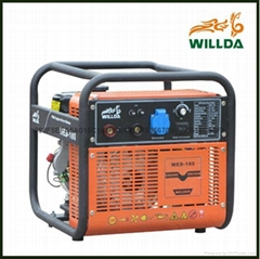 Portable PMG Engine Driven Welding machine