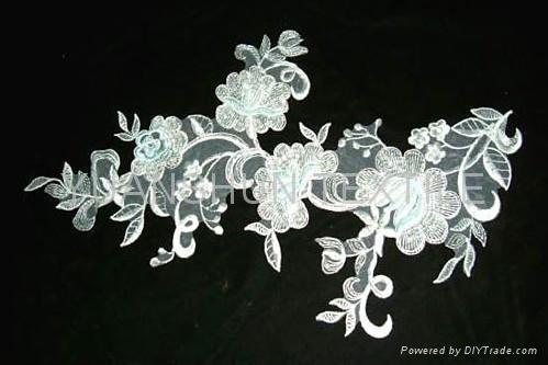 刺繡花邊 2