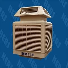 開平廠房降溫設備