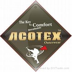 ACOTEX 防水透湿透气机能布料