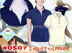 ACODRY quick dry  wicking golf polo shirt