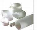 PVDF pipe and fitting