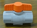 PVC简单型球阀