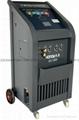 Ac Service Machine & Refrigerant