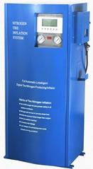 卡车及工程车轮胎专用氮气机