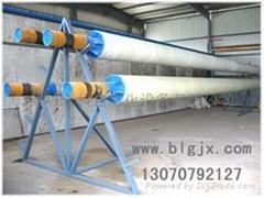 玻璃鋼管道纏繞設備生產線