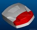HC-F11 outdoor siren with strobe home burglarproof alarm