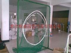 Sports baseball net