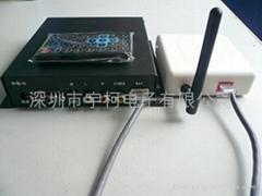 無線傳輸WIFI網絡播放機