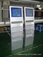 立式液晶廣告機