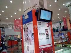 高清樓宇液晶廣告機