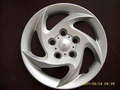 汽車輪轂飾蓋專用材料