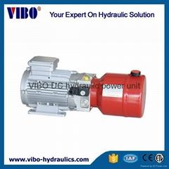 Hydraulic power unit for scissor Table