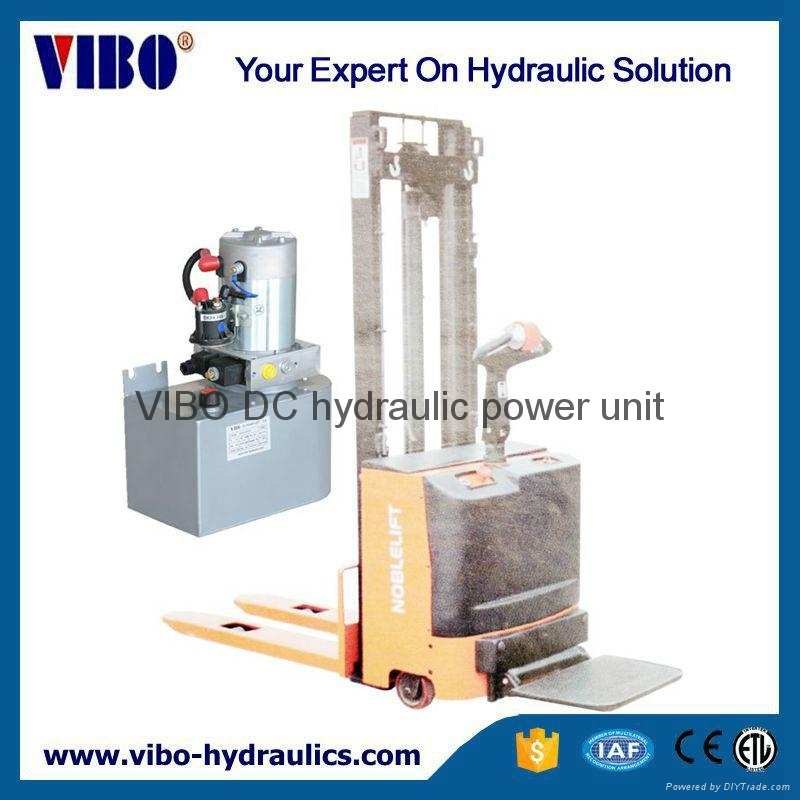Hydraulic power unit for Electric Pallet truck 3