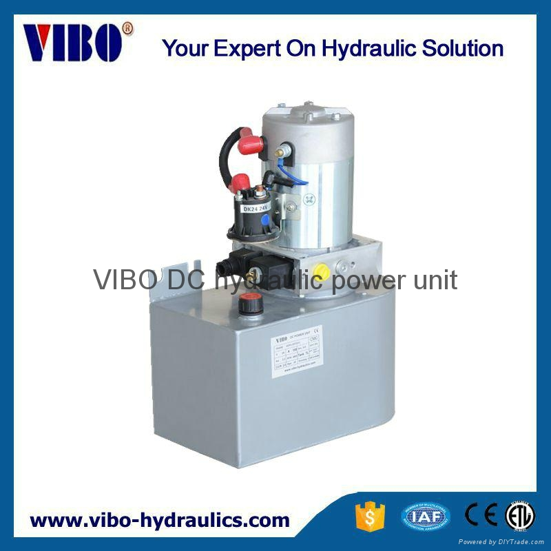 Hydraulic power unit for Electric Pallet truck 1