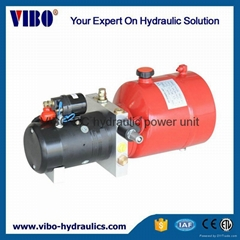 Hydraulic power units for Mobile Aerial order Picker