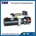 Hydraulic power unit for the Snow plow