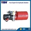 Hydraulic power unit for Sanitation