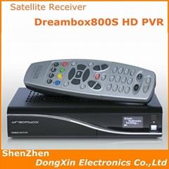 Dreambox 800S DM 800HD DM800S 800 HD(M Tunner) Satellite Receiver PVR