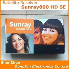 Sunray800 HD-Se PVR With Wifi DM800se Dreambox 800se HD Satellite Receiver
