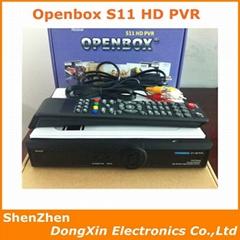 Openbox S11 高清卫星电视接收机 马来西亚机顶盒 共享账号